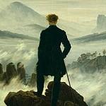 Каспар Давид Фридрих, Путник в тумане