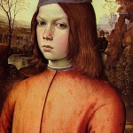 Пинтуриккио, Портрет мальчика
