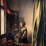 Ян Вермеер, Девушка, читающая письмо