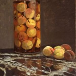 Клод Моне, Банка персиков