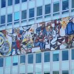 Дом с мозаикой на Александерплац