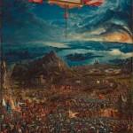 Альбрехт Альтдорфер, Битва Александра Македонского с Дарием