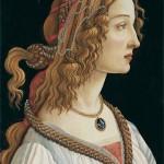 Сандро Боттичелли, Женский портрет