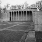 Зал славы (Ehrenhalle) в парке Луидхайн