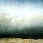 Каспар Давид Фридрих, Монах у моря