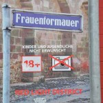 Квартал красных фонарей в Нюрнберге