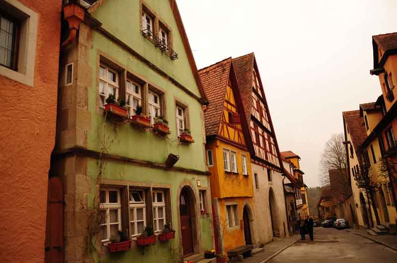 Купить квартиру в ротенбург на таубере