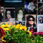 Алтарь Майкла Джексона в Мюнхене